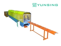 zjdzqn.cn YUNSING INDUSTRIAL CO., LTD. Side Guide Roll Forming Machine (For Rolling Shutter)