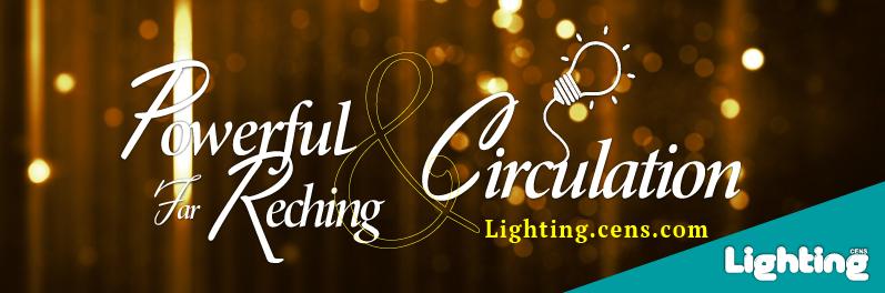 CENS.com 2019 Lighting Visual Banner