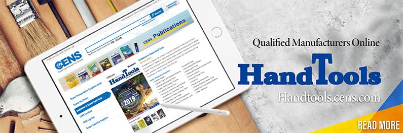 CENS.com 2019 Handtools ebook