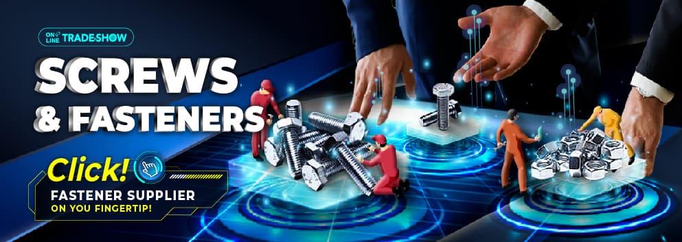 Screws & Fasteners online Trade show