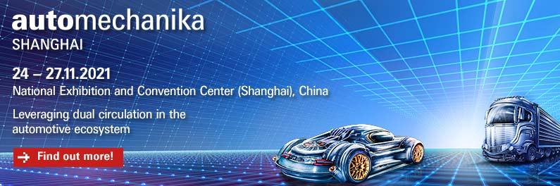 Automechanika Shanghai 2021