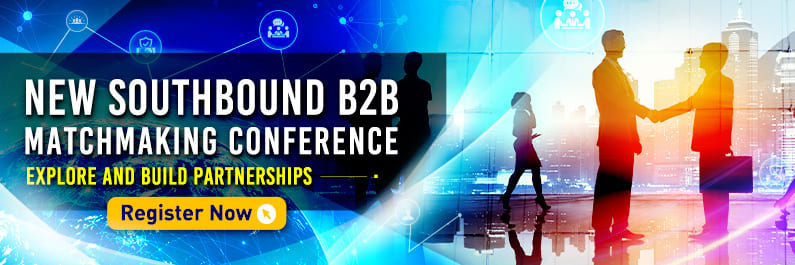 【CENS HELPS YOU】2021 New Southbound B2B Matchmaking Conference, Register now!