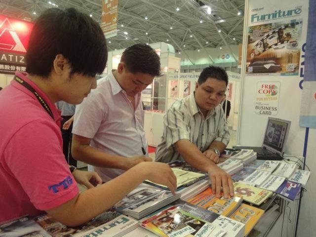 INTERWOOD TAIWAN - Taiwan Int`l Woodworking Machinery Show