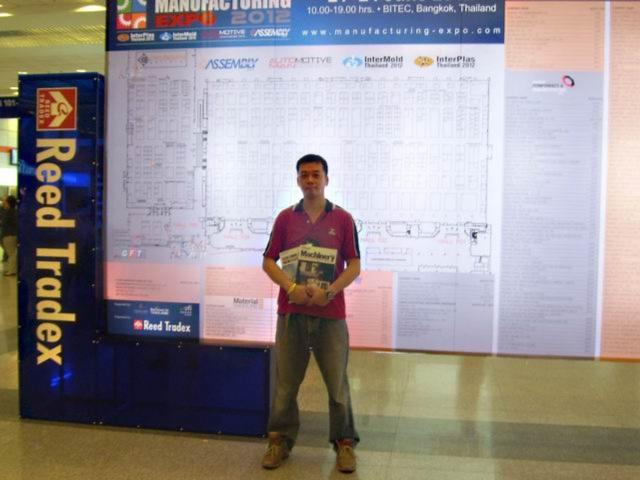InterPlas Thailand - Thailand`s Only Plastics & Rubber Manufacturing Machinery Show
