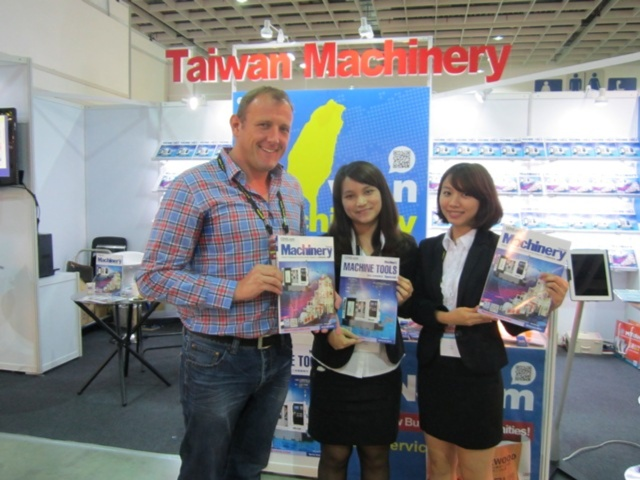 MT duo - Taipei Manufacturing Technology Show