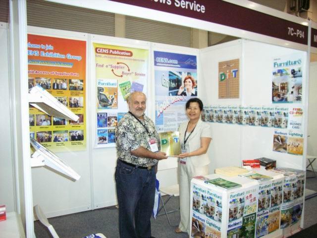IFFS/AFS International Furniture Fair Singapore with ASEAN Furniture Show