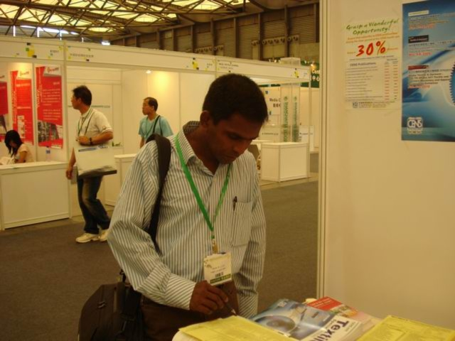 ShanghaiTex - International Exhibition on Textile Industry