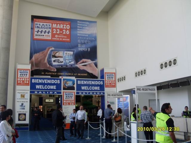 Plastimagen Mexico – International Plastics Exhibition & Conference