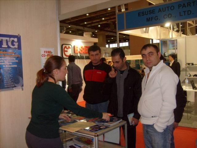 OTOMOTIV - International Automotive Supply Industry Components, Accessories & Service Equipment Exhibition