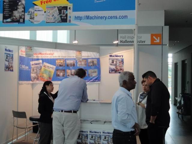 Interpack - International Fair Packaging Machinery, Packaging and Confectionery Machinery