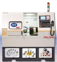 Cens.com APEX PRECISION TECHNOLOGY CORP. CNC Turning & Milling Compound Lathe