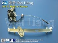 Cens.com WEI LIANG POWER WINDOW ENTERPRISE CO., LTD. Acura MDX Front Power Window regulator 01 02 03 04 05 06