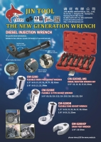 Cens.com Jin Wang Industrial CO. LTD. Auto Repair Wrench Set & Auto Repair Tool