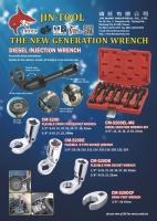 Cens.com Jin Wang Industrial CO. LTD. Auto Repair Wrench Set & Auto Repair Tool
