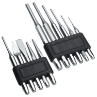 Cens.com JIN DIAN INDUSTRIAL CORP. Chisels/Chisel Set/ Cylinder Punch/Straight Punch, Flat-edged Awl,