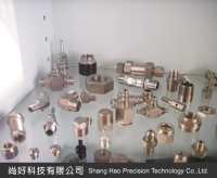Cens.com SHANG HAO PRECISION TECHNOLOGY CO., LTD. Brass & Steel parts