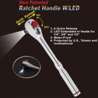 Cens.com JAN MING HAND TOOL CO., LTD. Ratchet Handle W/LED