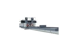 Cens.com SUNNY MACHINERY CO., LTD. super twin-head precision double column slideway &surface grinder