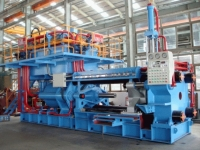 1500 US Ton extrusion press for aluminum alloy