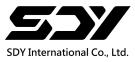 SDY INTERNATIONAL CO., LTD