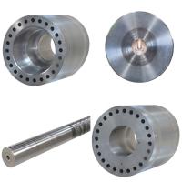 Cens.com CHAU YIH SHIN CO., LTD. Metal round bar/ shafts drill machining