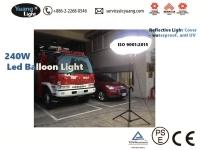 Cens.com CHING YUANG ENTERPRISE CO., LTD. Yuang light 240W led balloon light