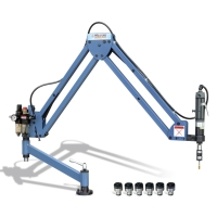Cens.com WELLCAM MACHINERY CORP. Vertical Air Tapping Machine GT-10-16VL Series