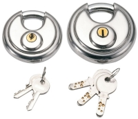 Cens.com STEEL MARK ENTERPRISE LTD. 304SS DISC PADLOCK
