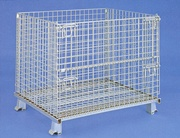 Cens.com SANE JEN INDUSTRIAL CO., LTD. Manual-foldable wire containers