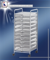 Cens.com WIRE MASTER INDUSTRY CO., LTD. Ten Drawer Storage Rack