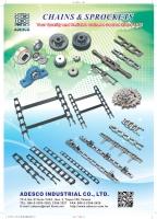 Cens.com ADESCO INDUSTRIAL CO., LTD. Chains & Sprockets