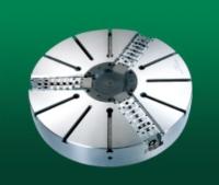 大型中實油壓夾頭產品系列(不含連接板)