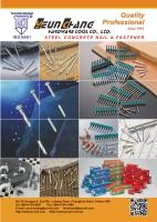 Cens.com YEUN CHANG HARDWARE TOOL CO., LTD. Steel Nails