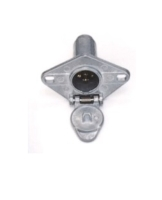 Cens.com SONG YERS INDUSTRIAL CO., LTD. 6- POLE  TRAILER  CONNECTOR   TRUCK   END  , METAL