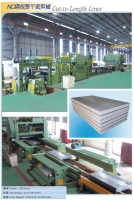 The Cut-to-Length Line For 2500mm Steel Coil