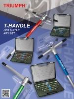 Cens.com TRIUMPH FLYING ENTERPRISES CO., LTD. T-Handle Hex & Star Key Set