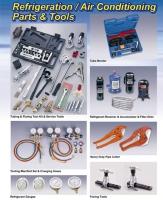 Refrigeration / Air Conditioning Parts & Tools