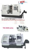 Cens.com CNC-TAKANG CO., LTD. High Speed, Compact CNC Lathe