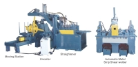 Cens.com LEHAI ENTERPRISE CO., LTD. Metallic strip auto shear welder / Automatic Metal Strip Shear welder