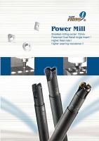 Cens.com JIMMORE INTERNATIONAL CORP. Power Mill