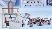 Cens.com CHUN TAI MACHINERY INDUSTRIES CO., LTD. A-PET PLA Vacuum-Formed Sheet Making Machine