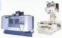 高剛性四方硬軌立式加工中心機系列