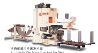 Cens.com LI CHIN (P.M.I.) CO., LTD. Automatic Fin Press Line And Fin Dies