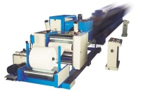 Cens.com HAO YU PRECISION MACHINERY INDUSTRY CO., LTD. Two layers co-extrusion extruder/ PP woven tubular fabric inner liner liside laminating machine